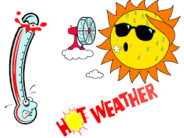 Hot Day Meme - make meme with very hot weather clipart