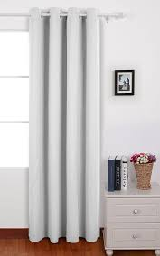 White Bedroom Blackout Curtains Amazon Com Deconovo Room Darkening Thermal Insulated Blackout