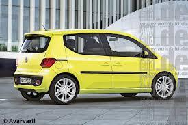 volkswagen up yellow renders 2020 vw up ii germancarforum