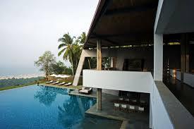 Interior Design Websites In India The Luxury Cliff House By Khosla Associates India Adelto Adelto