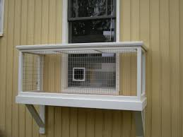 Outdoor Cat Condo Plans by Window Box Diy Catio Plans By Catio Spaces Cat Supplies
