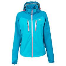 Trespass Farrah Womens Waterproof Breathable Coat Windproof Hooded