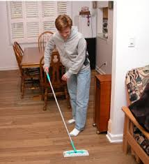 clean the house is it a sin if we clean up the house on sundays