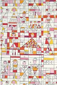 Mid Century Patterns 26 Best Jacqueline Groag Images On Pinterest Textile Design
