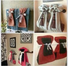 bathroom towel decorating ideas towels bathroom towel hanging ideas display most creative folding