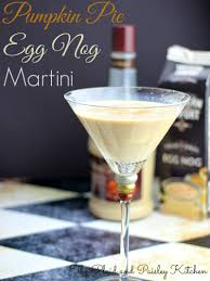 martini eggnog pumpkin eggnog martini recipe u2014 dishmaps