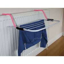 Jml Clothes Dryer Indoor Over Radiator Clothes Airer Laundry Dryer Hanger 5 Bar