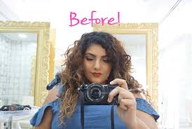 curly haircut in dubai at kozma and kozma salon weesha s