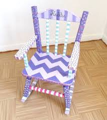 Painted Chairs Images 18 Best Hand Painted Childrens Chairs Images On Pinterest