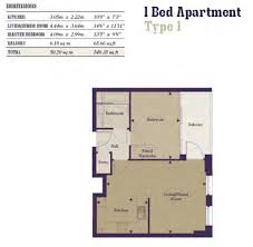 1 bedroom 1 bathroom apartment for sale in st bernards connolly