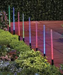 light saber sidewalk lights great for a star wars theme party 8