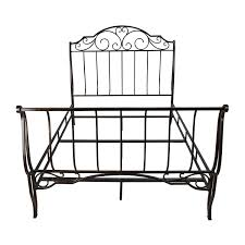 84 off tribeca home tribeca home bronze metal full size bed