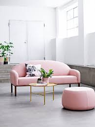 12 times a pink sofa made the room u2013 design sponge