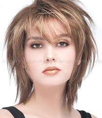womens haircuts at 50 shoulder length hairstyles medium length gypsy shag haircut for women over 50