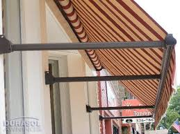 Wooden Window Awnings Door U0026 Window Awnings Chester County Milanese Remodeling