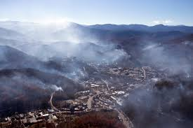 Wildfire Carson Wa by Tennessee Colleges Aid In Gatlinburg Wildfire Relief Campus Beat