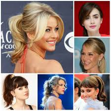2017 coolest ponytail hairstyle ideas with bangs hairstyles 2017