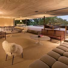 studio floor jungle house by studio mk27 in brazil