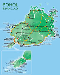 alona resort map location of panglao villa luxury family accommodation in