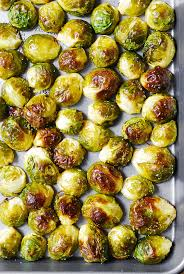 asiago roasted brussels sprouts