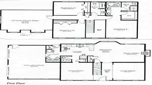 bedroom house plans with loft besides 2 story 4 bedroom house