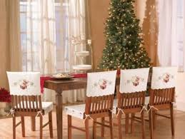 christmas chair back covers dining chair back covers nanodecor data image of all chairs design