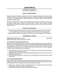 images of sample resumes 18 best best project management resume templates u0026 samples images