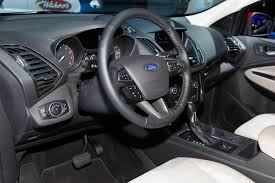 Ford Escape Custom - 2017 ford escape updated with fresh looks new engines