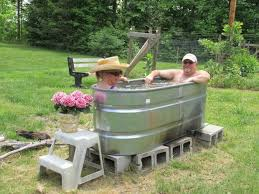 Outdoor Bathtubs Ideas Tub Ideas Picmia