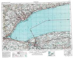 State Maps For Sale by New York Topo Maps Topographic Maps 1 250 000