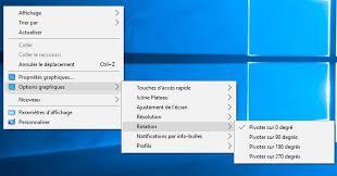 Laffichage De Lcran De Mon Pc Est Renvers Voici Comment Faire Pivoter L Affichage De Votre écran Tech Advisor
