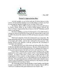thanksgiving letter to husband pastor appreciation letter template pastors appreciation day