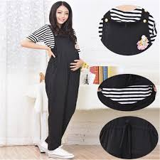 maternity wear online fashion autumn mummy pinafore jumpsuit color maternity