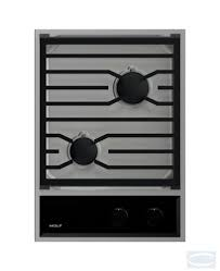 Wolf Gas Cooktops 15 Wolf Transitional Gas Cooktop Cg152t S