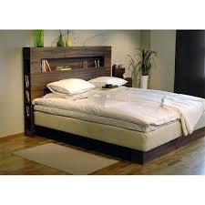 King Size Headboard With Storage Headboard With Storage Upholstered Headboard Storage Platform Bed