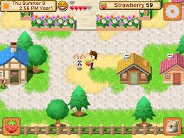 review harvest moon seeds of memories gamer