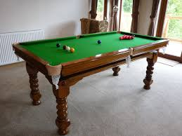 6 ft billiard table riley billiard snooker diner a pleasure to work on this rare