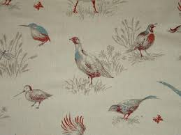 Tapestry Upholstery Fabric Online Curtain Fabric Upholstery Fabric Pheasant U0026 Game Birds