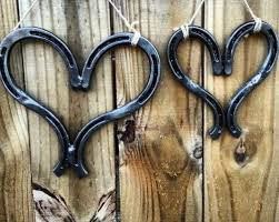 handmade horseshoes 102 best horseshoe hearts images on horseshoe crafts