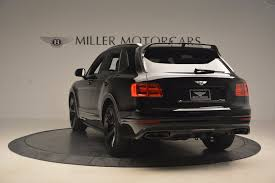 black bentley 2018 bentley bentayga black edition stock b1263 for sale near