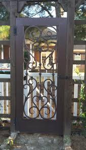 alabama fence play ornamental iron doors