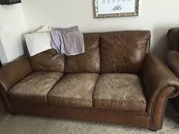 How To Fix Ripped Leather Sofa Leather Couch Cushions Beyond Repair Diy Furniture Furniture