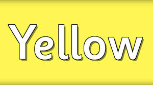 Color Yellow Yellow Is The Color Of The Day Children U0027s Song Learn Colors