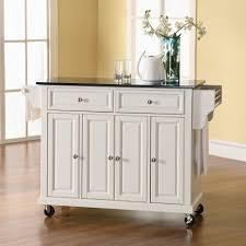 kitchen rolling kitchen cart for brilliant kitchen islands amp