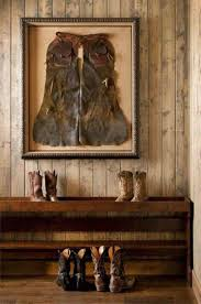 western home decor ideas wall framed batwing cap charming