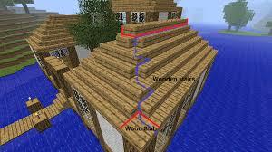 Minecraft Stairs Design Waterhouse Minecraft Constuctions Wiki Fandom Powered By Wikia