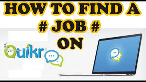 Quikr Post Resume How To Find A Job On Quickr Quikr Jobs Quikr Jobs Real Or Fake