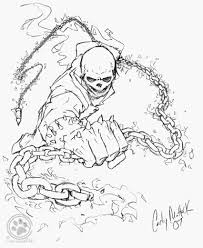 ghost rider coloring page 28 images ghost rider free coloring