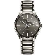 ceramic bracelet watches images Rado true 40mm plasma ceramic dial bracelet automatic men 39 s watch jpg