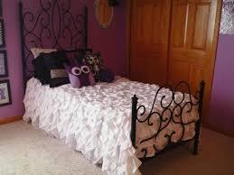 Ruffled Comforter Diy Ruffled Bedspread Youtube